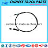 Genuine Accelerator Cable for Sinotruck HOWO Truck Spare Part (Wg9725570002)