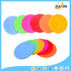 Wholesale Six Colors Unbreakable Silicone Pet Frisbee