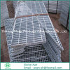 Shaped Steel Grating Platform