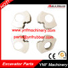 Excavator Rubber Coupling 140h Shaft Coupling Assembly