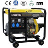 Cost Effective Diesel Generator with Battery (BM6500XE)