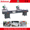 Small Double Head UPVC Door Window Making Machine