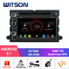 Witson Quad-Core Android 9.0 Car DVD Player for Ford F150 Built-in WiFi Module