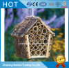 Custom Outdoor Hanging Wooden House for Bee Insect