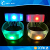 Colorful Sound Controlled Radio Controlled LED Bracelet for Event