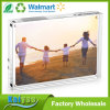 "5""X7""Clear Acrylic Magnet Photo Frame, Double Sided Picture Frame"
