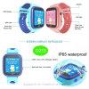 Waterproof IP65 New Design GPS Watch Tracker with Camera