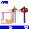 Tungsten Carbide Tip Carving Router Bit