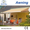 Hot Sale Folding Polyester Retractable Awning (B4100)