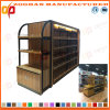New Customized Supermarket Wooden Metal Store Shelving (Zhs266)
