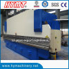 WC67Y-400X6000 hydraulic carbon steel plate folding machine/metal bending machine