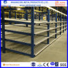 Q235 Warehouse Storage Carton Flow Racking for Logistics / Assembly System