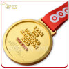 2015 Canada Marathon Winning Award Embossed Sport Medallion