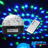 Newest Remote Control with MP3/Bluetooth LED Crystal Ball Disco Light