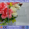 3-19mm Tempered Grade Clear Float Glass for Building