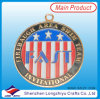 Custom Medallion for California Area Swim Team