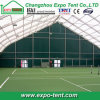 Large Clear Span Curved Tennis Court Tent