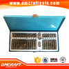 Aluminum Briefcase 40 in 1 CRV Steel Torx, Hex and Spline Magnetic Screwdriver Bits Set