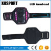 LED Jogging Sports Phone Armband Case for 4.7, 5.5 Inches