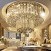 Luxury Crystal Lounge Ceiling Lights for Indroom Home Project Lighting Fixtures (WH-CA-08)