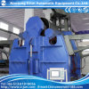 Promotion! Mclw12xnc-60*3000 Large Hydraulic CNC Four Roller Plate Bending/Rolling Machine