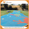 EPDM Wet Pour Playground Surface,Rubber Carpet