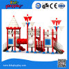 Hot Sale Amusement Park Kids Outdoor Slide Playground (KP1512063)