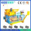 Hollow Brick Making Machinery Qmy6-25 Concrete Cement Block Making Machine