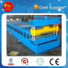 Export Standard Color Steel Glazed Tile Roll Forming Machine