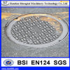 SMC Manhole Cover for Trading Company