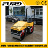 Small Ride-on Hydraulic Double Drum Mini Road Roller (FYL-890)