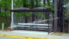 Bus Shelter for Outdoor Furniture (HS-BS-D013)