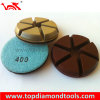 Concrete Diamond Polishing Pads with 10mm Thickness