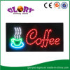 LED Flashing Sign Coffee Shop LED Open Sign
