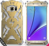 Custom Design Cell Phone Case Samsung Note5 Aluminum Armor Cover