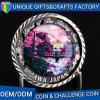 Custom Die Casting 3D Design Antique Metal Coin