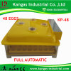 CE Approved Digital Fully Automatic Egg Incubator Parts (KP-48)