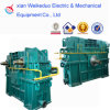 Low Power Consumption Speed Increasing Gearbox for Finishing Mill Group