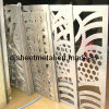 Hotel Wall Decoration Laser Cutting Parts