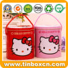 Hello Kitty Metal Lunch Gift Tin Box for Kids
