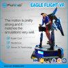 Amusement Virtual Reality Device Stand-up Vr Motion Flight Simulator