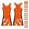 High Quality Cheap Sports Gear Sublimation Ladies Netball Wears for Sale