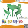 Kids Plastic Square Table for Preschool