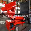 Small Trommel Screen Gold Process Machine for Export