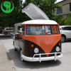 Multi-Function Electric Mobile Fast Food Truck VW Bus