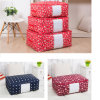 Large Clothes Quilt Pillow Blanket Zip Foldable Storage Bag Box Organizers Container Box Assorted Colors
