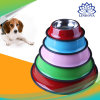 Colorful Skid Resistance Dog Bowl Food Water Container Pet Products