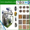Auto Heating Modulator Equipped, Ring Die Feed Pellet Extruding Machine