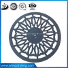Sand Casting Manhole Cover Ductile Iron Manhole Cover Well Cover Grating Gully Grating Grids Road Grates/Sand Casting