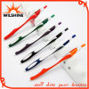 Popular Slim Promotional Plastic Ball Pen for Hotel (BP0248)